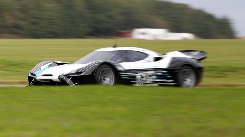 NextEV випустить електричний гіперавтомобіль за $ 1,5 мільйона!