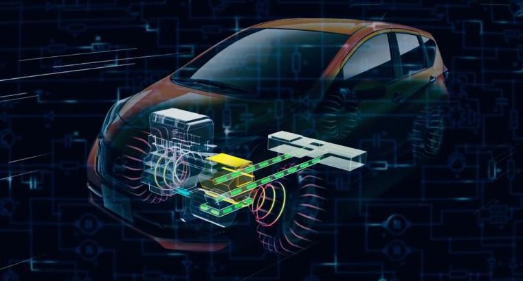 Нова електросилова установка «e-POWER» від Nissan