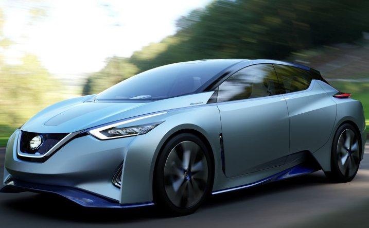 Nissan Leaf 2018: презентація нового покоління
