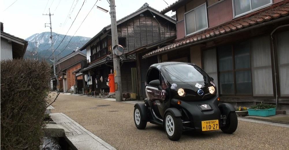 В Японії острів Хімешіма перейшов на альтернативну енергетику і електромобілі