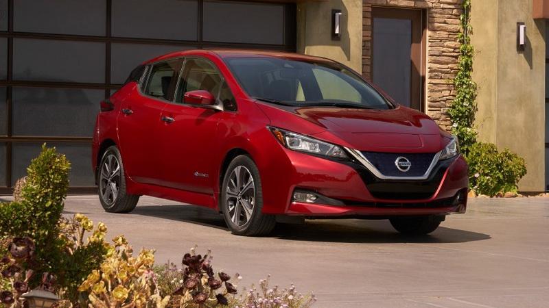 Nissan Leaf 2018: презентація нового електромобіля (ФОТО, ВІДЕО)