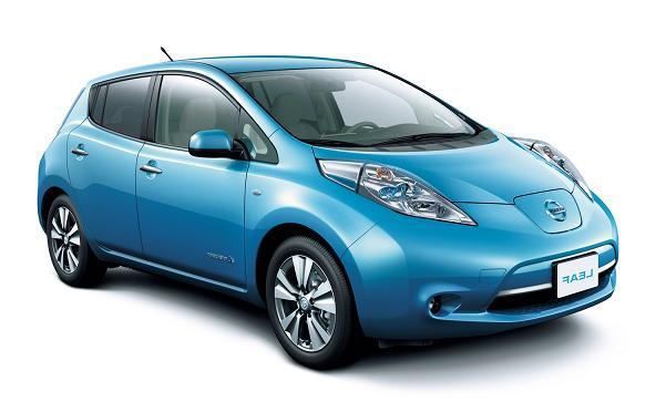 Nissan Leaf (Ніссан Ліф)