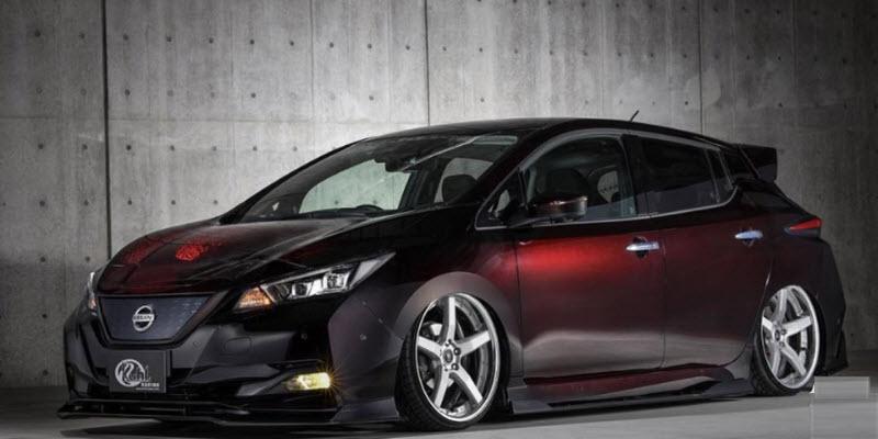 Nissan Leaf отримав пакет тюнінга від Kuhl Racing
