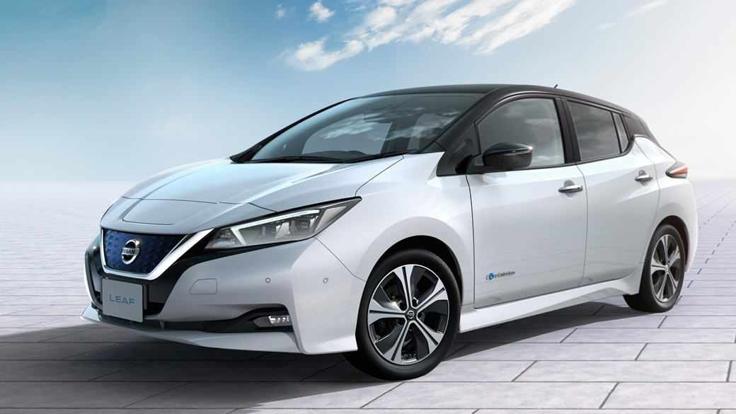 Nissan Leaf New (Ніссан Ліф 2)