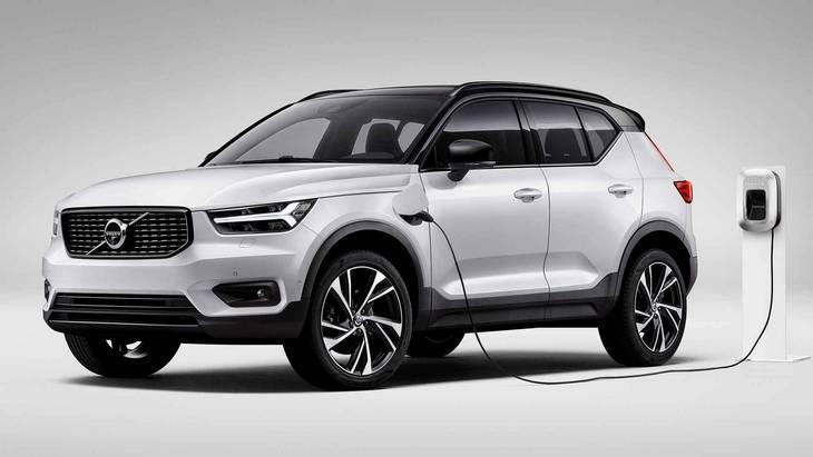 Перший електромобіль Volvo з'явиться вже в 2019 році