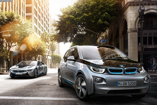 Електромобіль BMW i5 матиме електродвигун з розширеним діапазоном