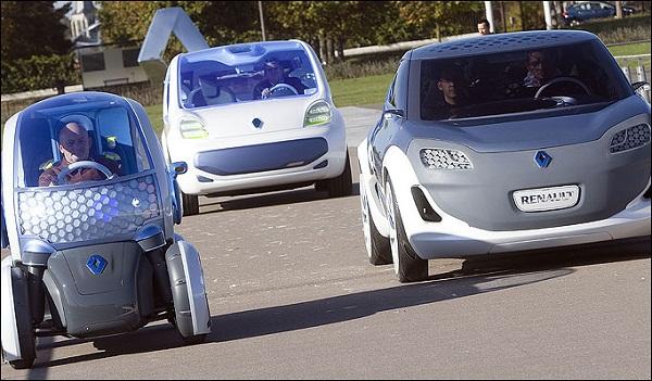 Електромобіль Рено вже цього року можна буде купити в Україні