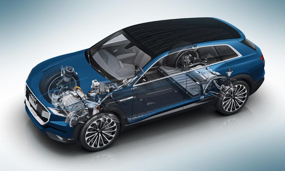 Porsche і Audi створять преміальну  платформу для електромобілів