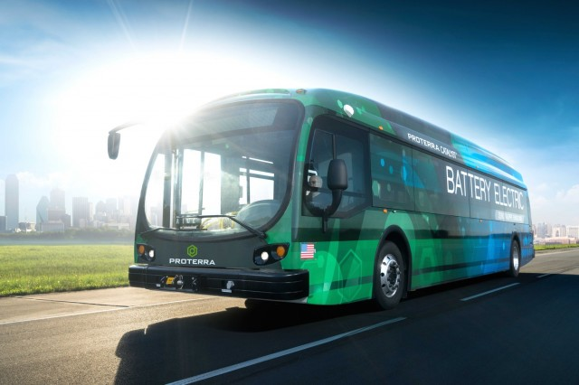 Електричні автобуси стали дешевшими від дизельних