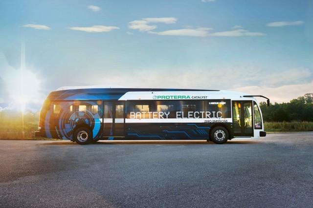 В Лос-Анджелесі запускають двохповерховий електроавтобус