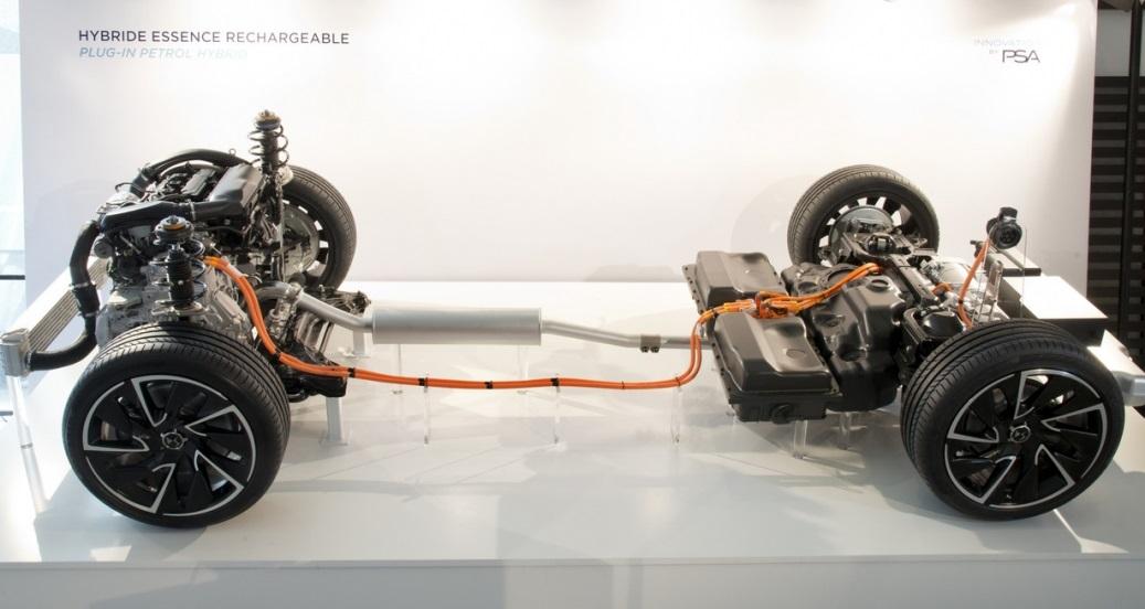 Рeugeot-Сitroen розказали про майбутні електромобілі