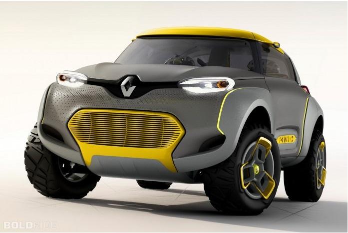 Новий доступний електромобіль випустить Renault