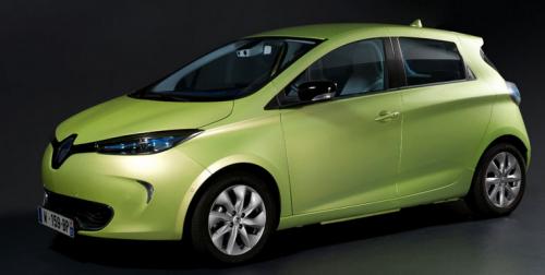 Renault продала найбільше електромобілів в Європі за 2015 рік