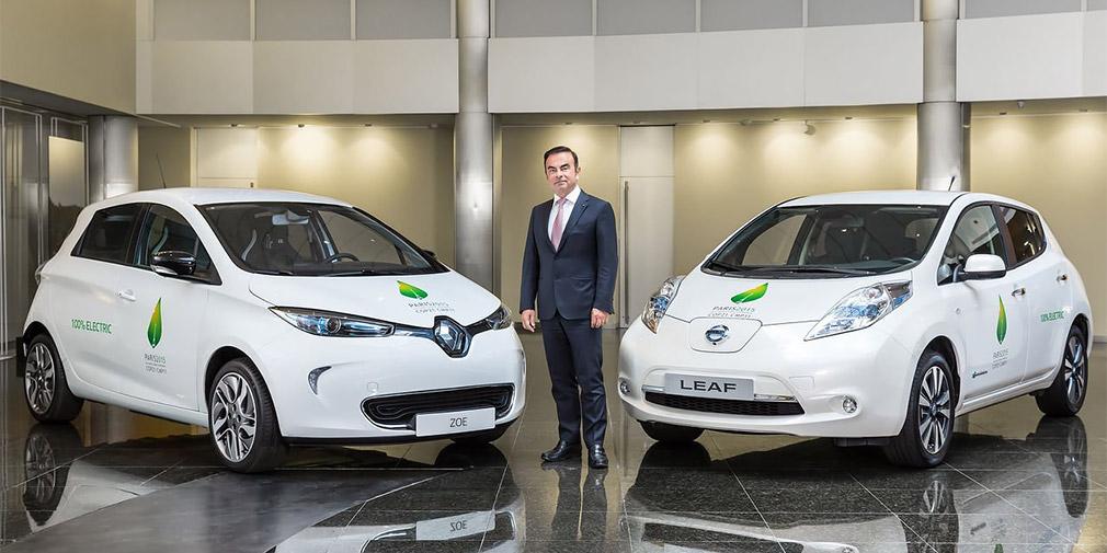 Renault і Nissan почали переговори про об'єднання