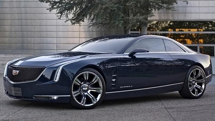 Cadillac анонсував перший електромобіль до 2021 року