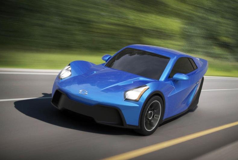 У США випустять недорогий триколісний електромобіль Sondors