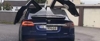 Відтепер двері-крила Tesla Model X Falcon відкриваються значно швидше