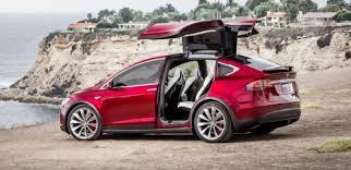 Ряд удосконалень, які отримав кросовер Tesla Model X з моменту випуску
