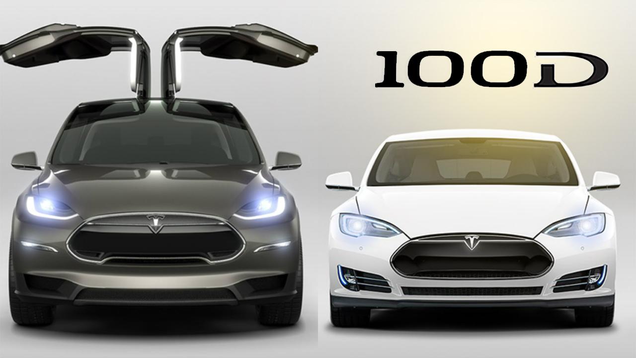 Версія Tesla Model S 100D отримала найбільший у світі запас ходу