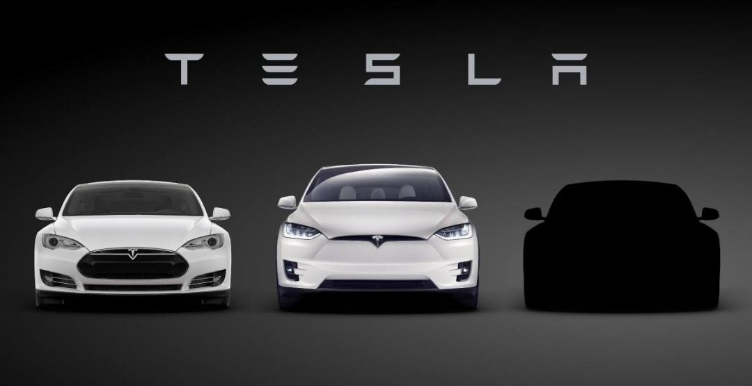Tesla Model 3: перше зображення