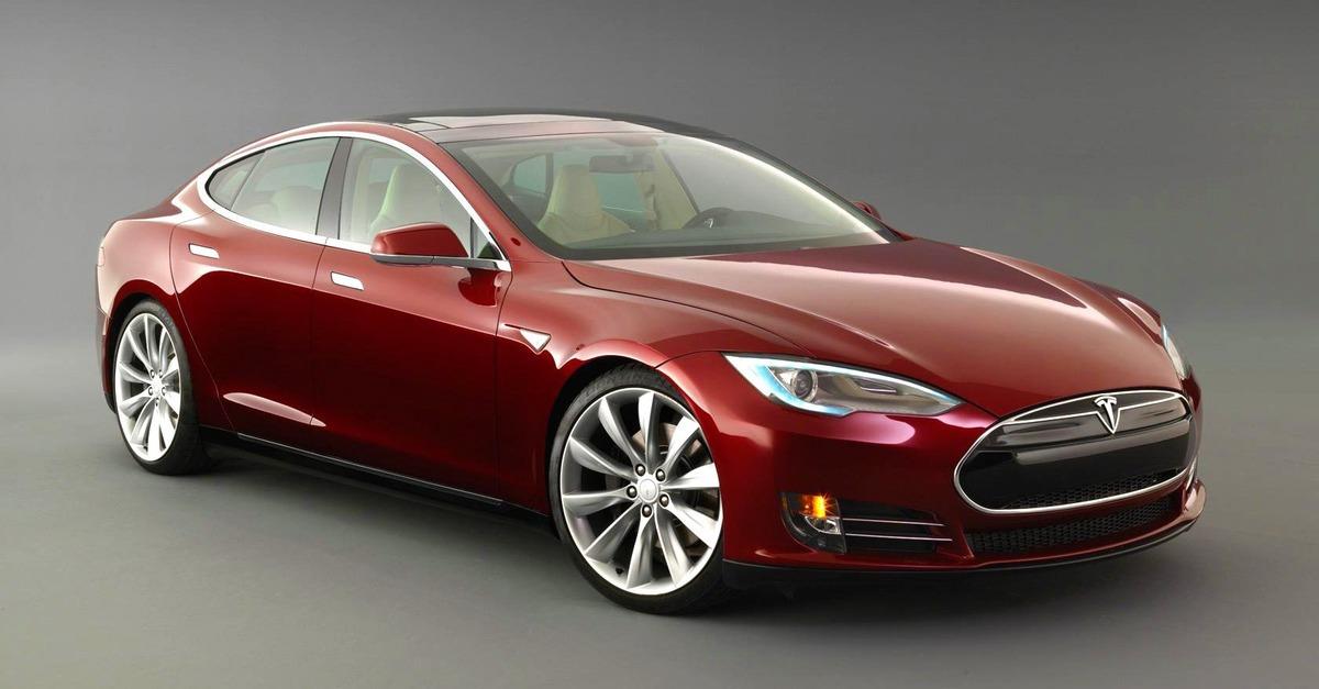 P100D - найпотужніша Tesla Model S