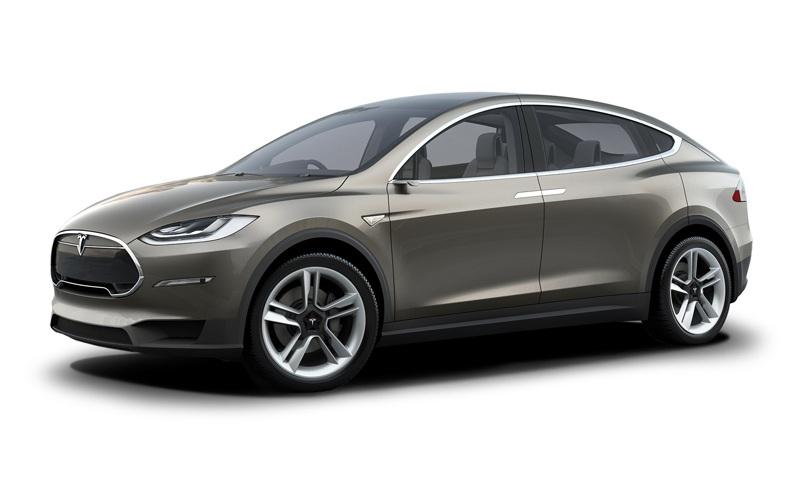 Tesla Model X (Тесла Модель Ікс)