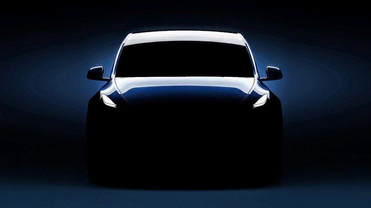 Tesla показала ще один тизер кросовера Model Y