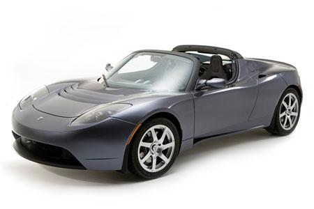 Tesla Roadster (Тесла Роадстер)