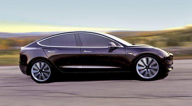 Виробництво Tesla Model 3 досягло 4000 одиниць в тиждень