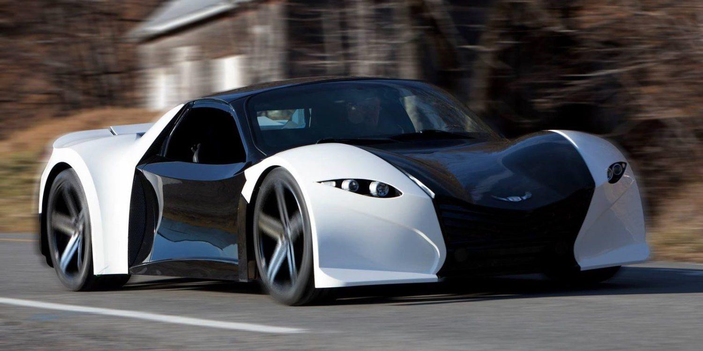 Tomahawk - супер-електромобіль із дальністю ходу 600 кілометрів