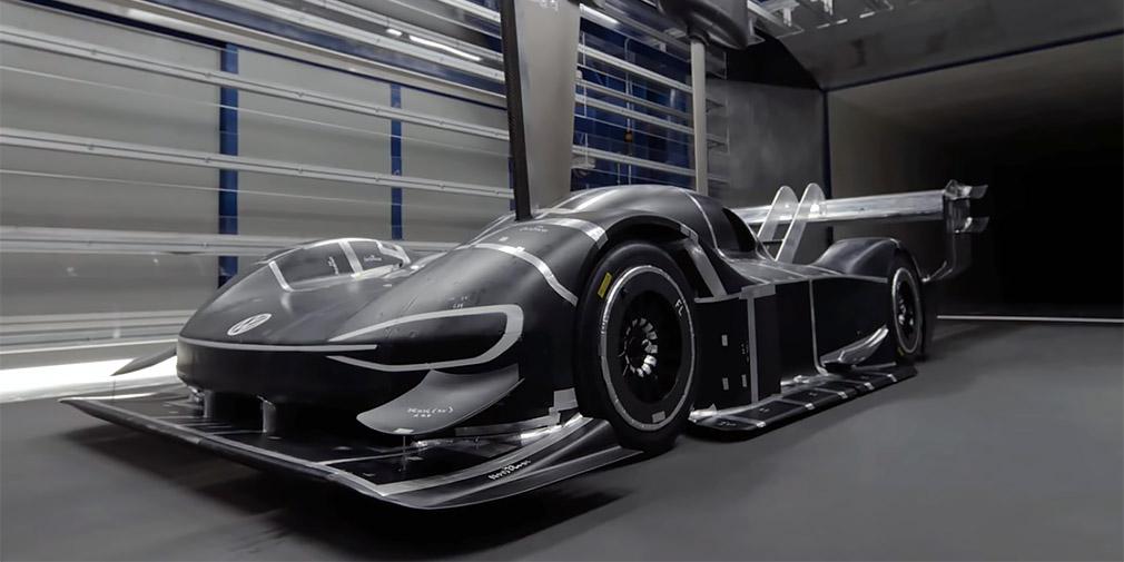 Компанія Volkswagen показала 680-сильний електромобіль на відео