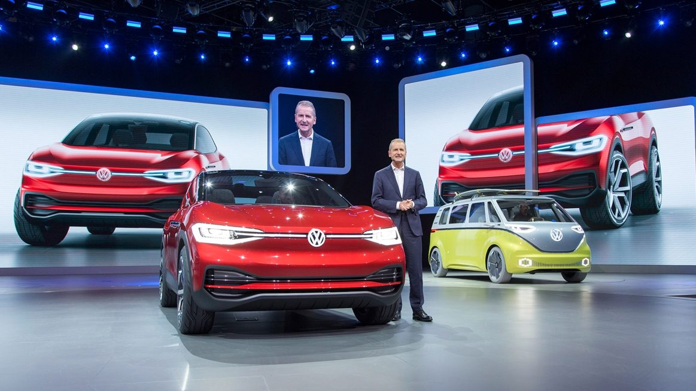 Volkswagen збільшить закупівлі акумуляторів у сторонніх виробників