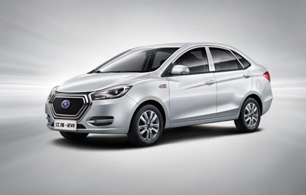Volkswagen і китайський JAC спільно випускатимуть електромобілі