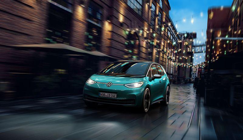 ID.3: новий хетчбек від Volkswagen, що позмагається з Tesla S