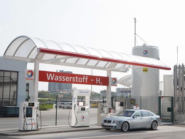 П'ять автовиробників разом з нафтовиками об'єднаються заради розвитку водневих технологій
