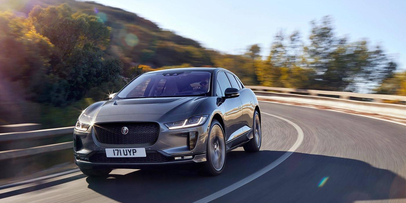 Компанія Jaguar задумалася про надпотужний I-Pace