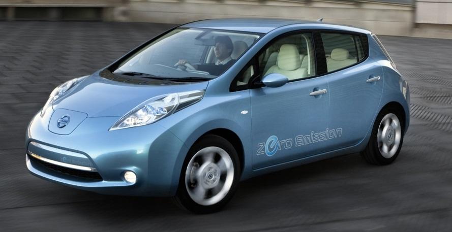 Імпорт електромобілів в Україну виріс у три рази