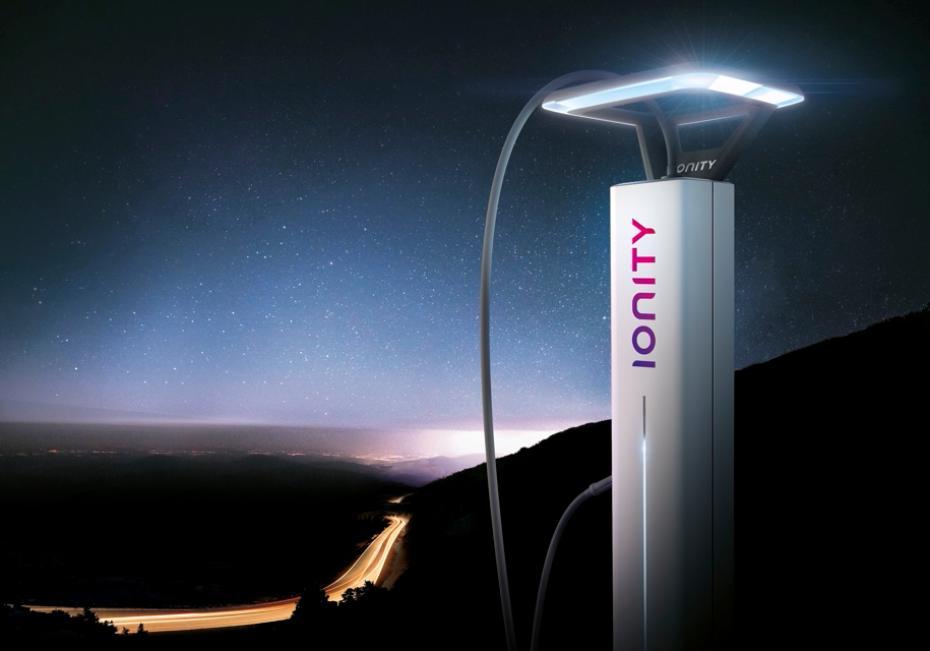 Нові зарядні станції від BMW, Daimler, Ford і VW