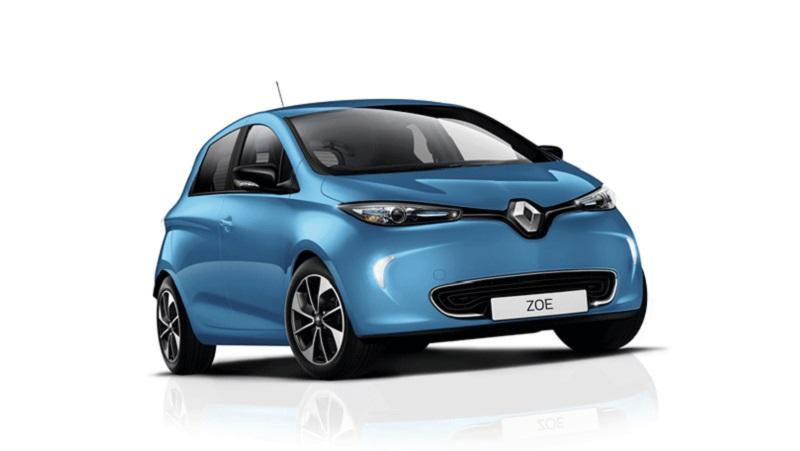 Renault очолює європейський ринок електромобілів